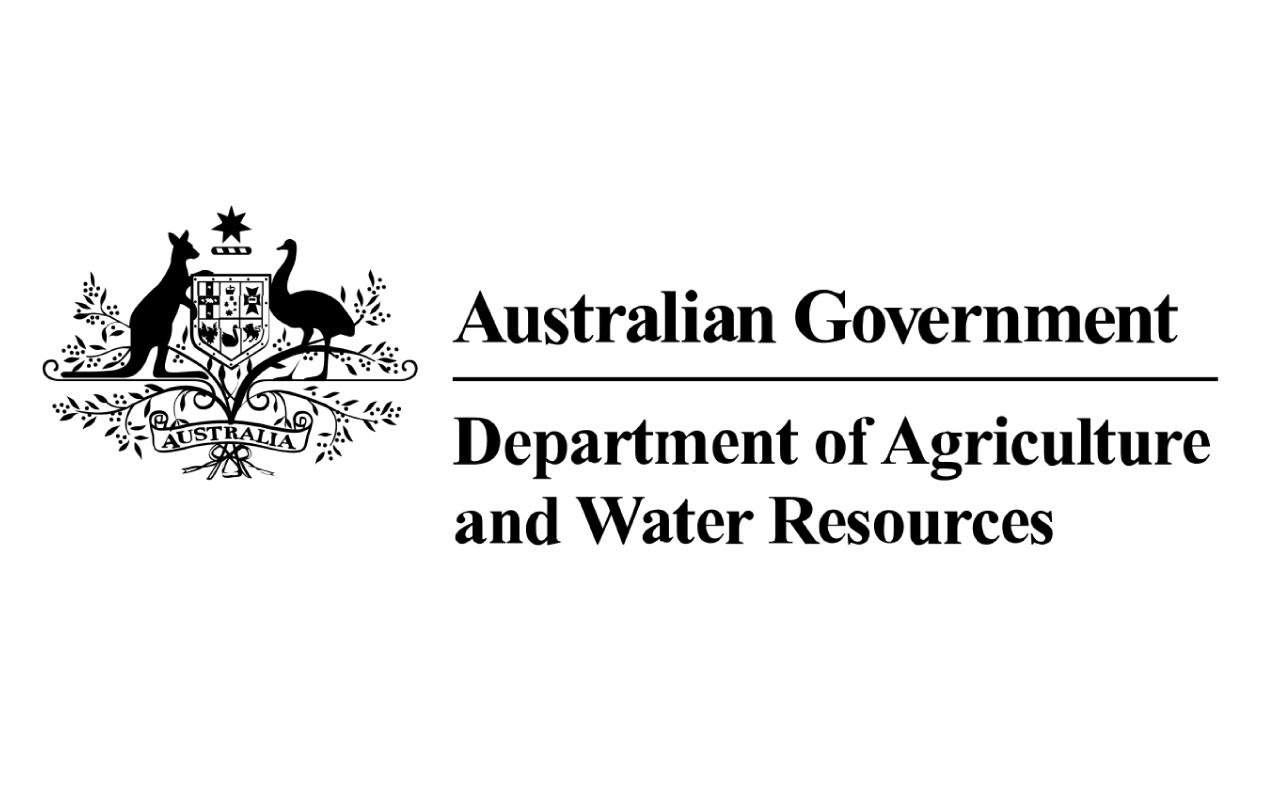 Australian Government Department Agriculture and Water Resources